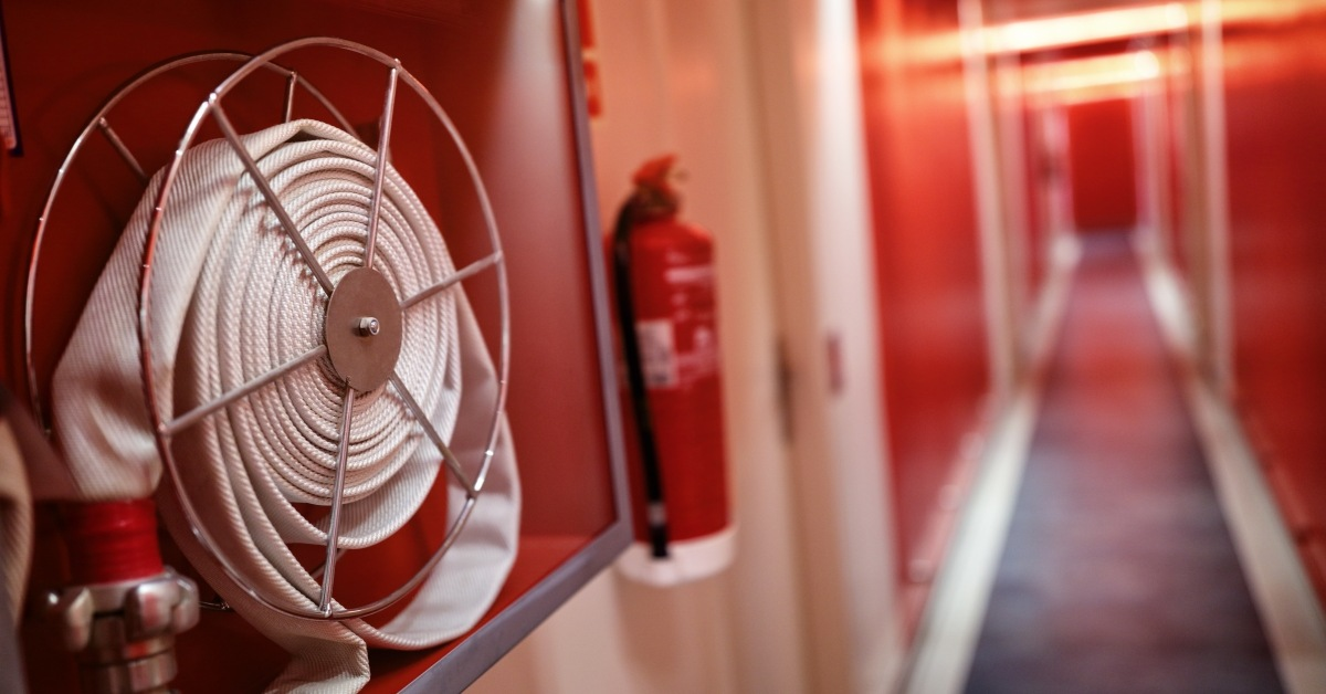 5 Fire-Safety Equipment You Should Have in Your Home