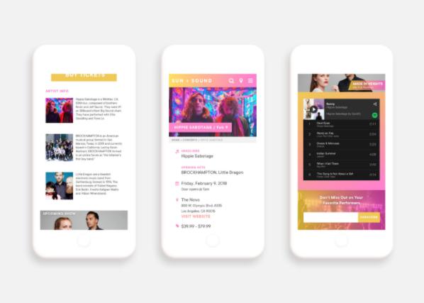Stunning Mobile Website Design For Generating More Leads